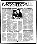Monitor Newsletter November 30, 1998