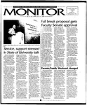 Monitor Newsletter March 15, 1999