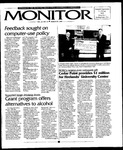 Monitor Newsletter March 29, 1999