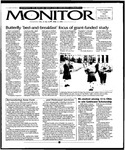 Monitor Newsletter April 12, 1999