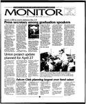 Monitor Newsletter April 19, 1999