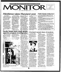 Monitor Newsletter April 26, 1999