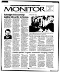 Monitor Newsletter May 10, 1999