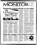 Monitor Newsletter August 30, 1999