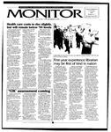 Monitor Newsletter September 20, 1999