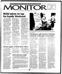 Monitor Newsletter October 25, 1999