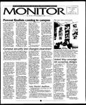 Monitor Newsletter November 08, 1999
