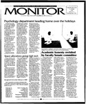 Monitor Newsletter December 20, 1999