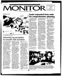 Monitor Newsletter January 10, 2000