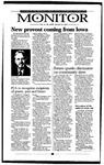 Monitor Newsletter January 31, 2000