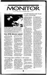 Monitor Newsletter April 10, 2000