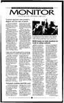 Monitor Newsletter October 16, 2000