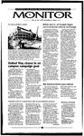 Monitor Newsletter November 20, 2000
