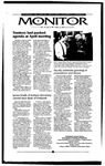 Monitor Newsletter April 16, 2001