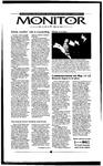 Monitor Newsletter April 30, 2001
