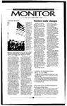 Monitor Newsletter October 15, 2001