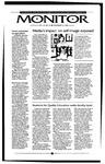 Monitor Newsletter November 12, 2001