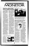 Monitor Newsletter November 19, 2001