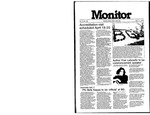 Monitor Newsletter April 11, 1983