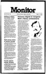 Monitor Newsletter May 09, 1983
