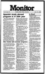 Monitor Newsletter June 13, 1983