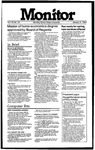 Monitor Newsletter January 09, 1984
