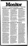 Monitor Newsletter March 05, 1984