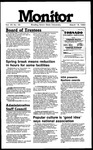 Monitor Newsletter March 19, 1984
