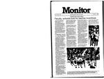 Monitor Newsletter April 02, 1984