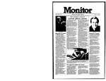 Monitor Newsletter April 16, 1984
