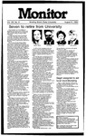 Monitor Newsletter August 08, 1984