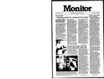 Monitor Newsletter October 29, 1984