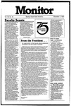 Monitor Newsletter December 03, 1984