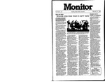 Monitor Newsletter February 25, 1985