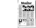 Monitor Newsletter October 07, 1985