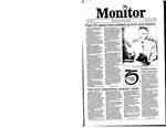 Monitor Newsletter October 28, 1985