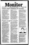 Monitor Newsletter January 06, 1986