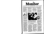 Monitor Newsletter April 07, 1986