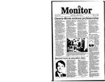 Monitor Newsletter April 14, 1986