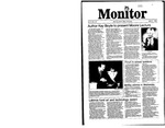 Monitor Newsletter April 21, 1986