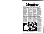 Monitor Newsletter April 28, 1986