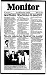Monitor Newsletter June 30, 1986