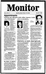 Monitor Newsletter July 28, 1986