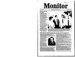 Monitor Newsletter October 13, 1986