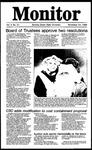 Monitor Newsletter November 24, 1986
