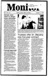 Monitor Newsletter January 05, 1987