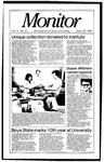 Monitor Newsletter June 15, 1987