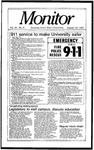 Monitor Newsletter August 10, 1987