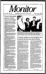 Monitor Newsletter March 20, 1989