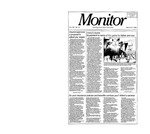Monitor Newsletter March 27, 1989